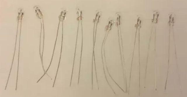 10 bombillas Scalextric