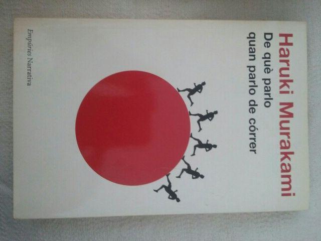 Llibre De Què Parlo Quan Parlo De Córrer De Segunda Mano Por 4 En Igualada En Wallapop