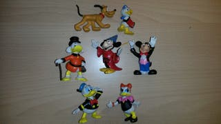 Figuras Disney comics spain años 80 PVC