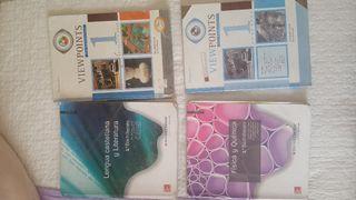 libros 1 bachillerato economicos