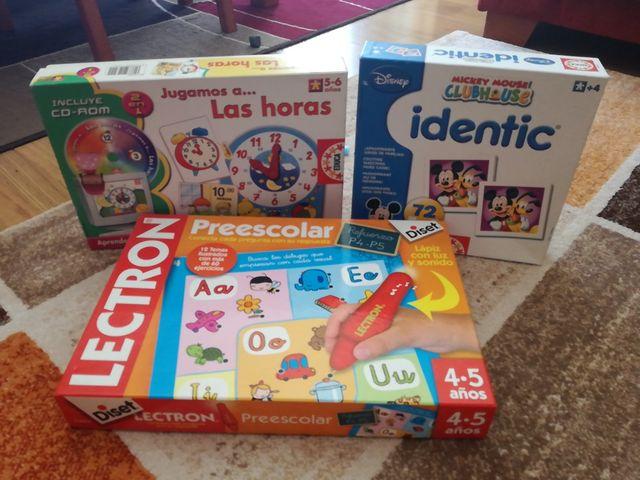 Juegos Educativos 4 6 Anos De Segunda Mano Por 15 En Algete En