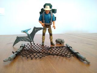 Jurassic Park. Alan Grant