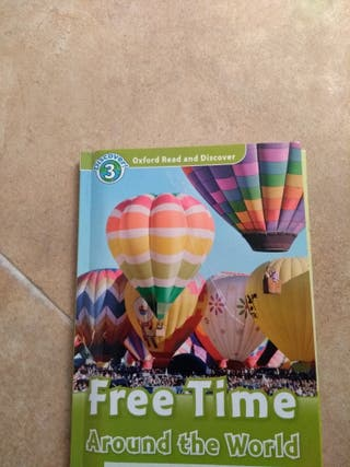 """Lectura en ingles """" FREE TIME AROUND THE WORLD"""""""