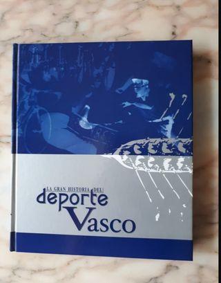 La gran historia del deporte vasco