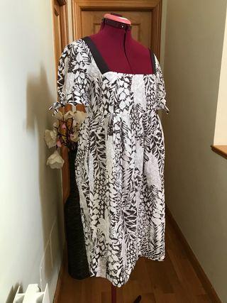 Vestido adolfo dominguez