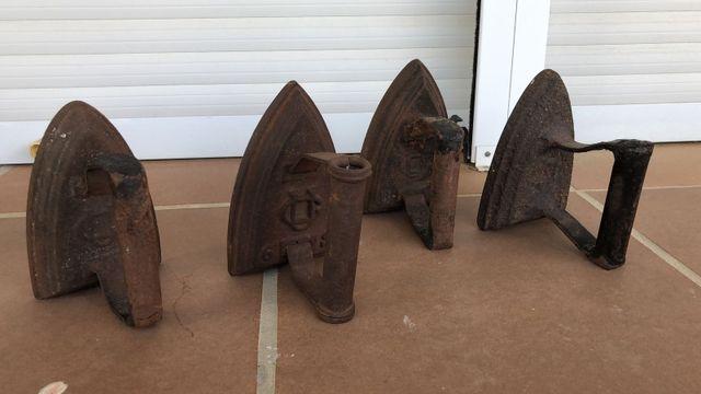 4 planchas hierro de segunda mano por 90 en madrid en - Planchas metacrilato madrid ...
