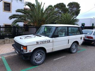 Range Rover 2.5TDI de 1995