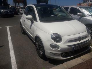 Fiat 500 año 2017 42.000km full todos los extras!!