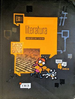 Libro Literatura 1° ESO (Usado)