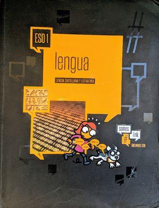 Libro Lengua 1° ESO (Usado)