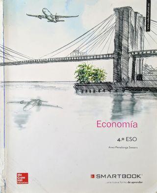 Libro Economía 4° ESO (Usado)