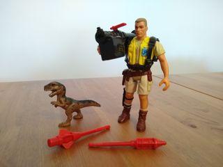 Jurassic Park. Robert Muldoon