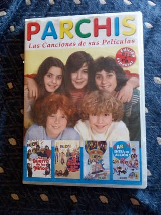 PARCHIS DVD + CD