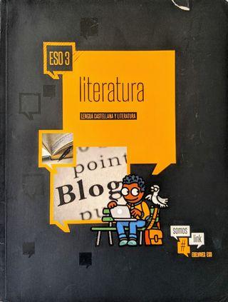 Libro Literstura 3° ESO (Usado)