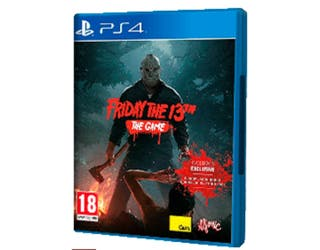 Friday the 13 ps4 (Viernes 13)
