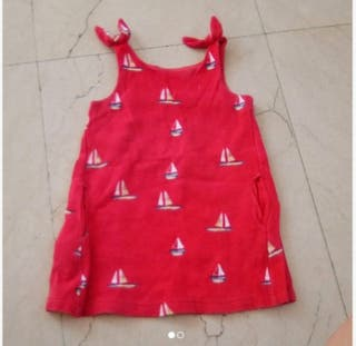 vestido talla 4 104 cm