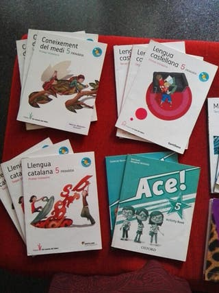 Libros de primaria 5 primaria