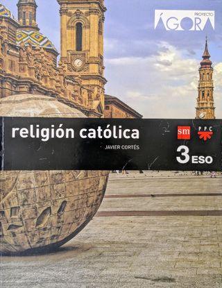 Libro Religión Católica 3° ESO (Usado)