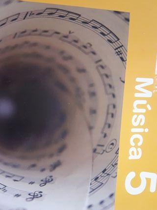 Libro de Música. Edebe