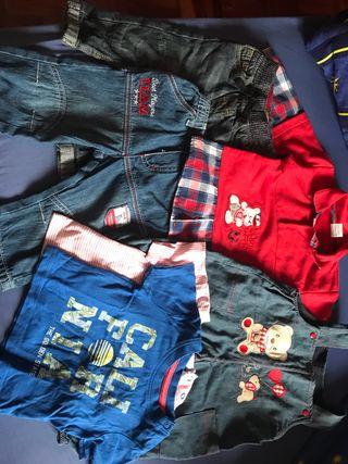 Paquete ropa talla 68 3-6meses