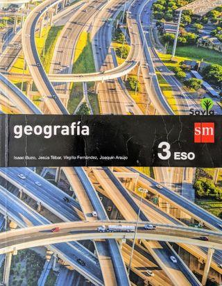Libro Geografia 3° ESO (Usado)