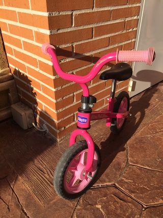 Bici sin pedal para niños