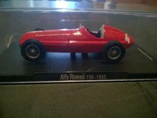 Alfa Romeo 158 escala 1/43 F1 1950