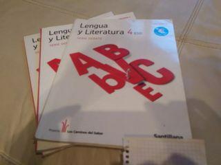Lengua y Literatura 4 DBH