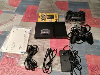 Consola PS2 + Juegos