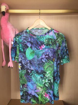 Tshirt tropical paradise