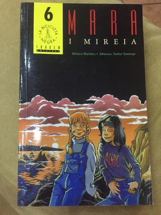 Mara i Mireia: llibre ESO