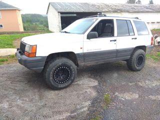 jeep grand cherokee 4.0 CAMBIO MANUAL