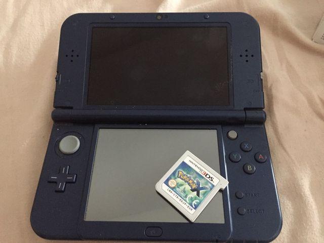 New Nintendo 3ds Xl Juego Pokemon De Segunda Mano Por 125 En