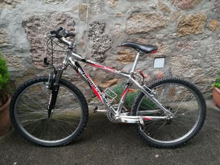 Bicicleta montaña 24 Jumpertrek Aluminium