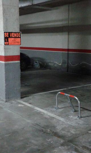 Parcela garaje y trastero