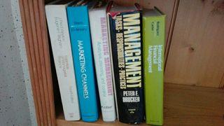 Libros MBA en inglés