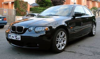 BMW 320td Compact M Sport