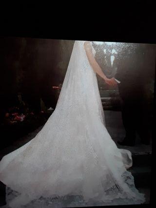 vestido de novia de segunda mano en bilbao en wallapop