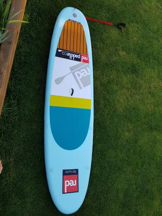 SUP Hinchable Red Paddle