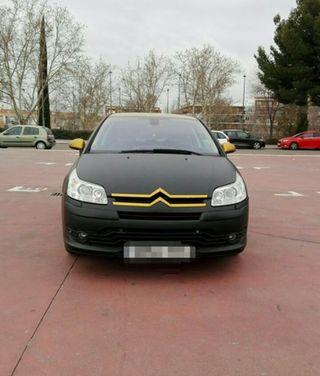 Citroen C4 coupe vts 141000kms