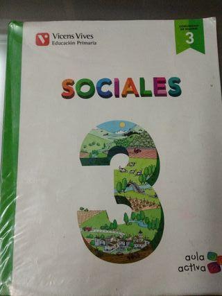 Libro texto 3 primaria sociales