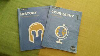 1°ESO GEOGRAFIA E HISTORIA