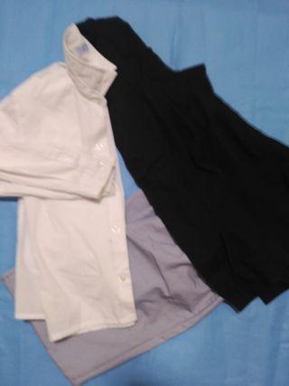 Traje de blusa T12