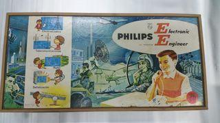 juego electronico Philips de 1966
