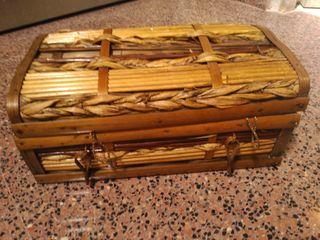 Caja artesanía.