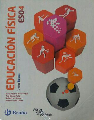 EDUCACIÓN FÍSICA 4° ESO de Bruño