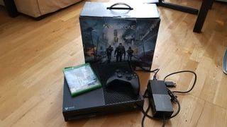 Xbox One 1TB + 1 Mando+ 2 juegos