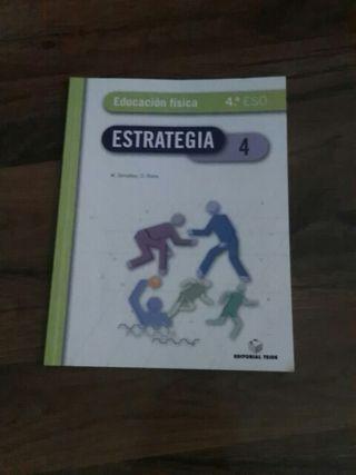 libro de 4 de la eso de educación física