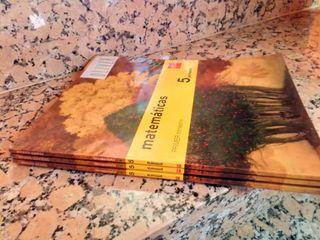 LIBRO DE MATEMÁTICAS 5 PRIMARIA SM Savia