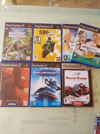 Juegos de PlayStation2